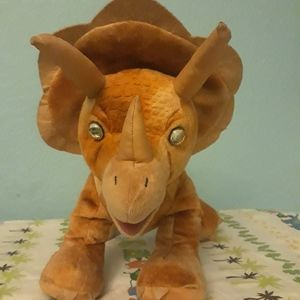 Build a bear triceratops